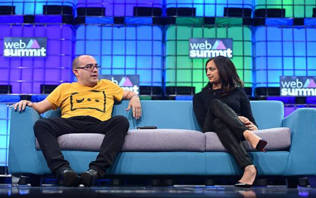 Nov 2015 WebSummit Dublin