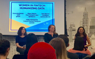 Women in Fintech: Humanizing Data, November 2016
