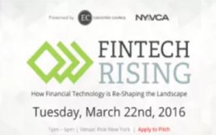 Fintech Rising, March 2016