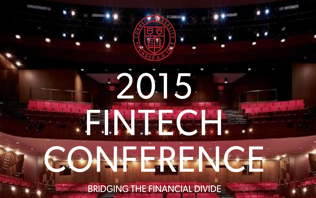 Cornell NYC Fintech Conference, October 2015