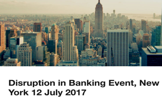 True Global Ventures - Disruption in Banking and Insurance, July 2017