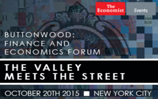 The Economist Buttonwood Gathering, October 2015