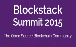 Sep 2015 Blockstack Summit