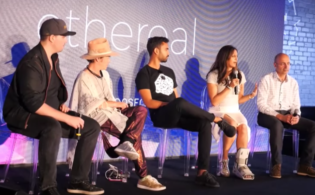 Ethereal Summit, May 2017